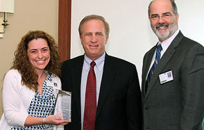 Sentara Rmh Orthopedics Ceo Award