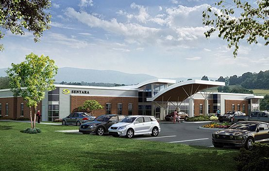 Sentara Rmh Timber Way Health Center Opens Sentara Healthcare