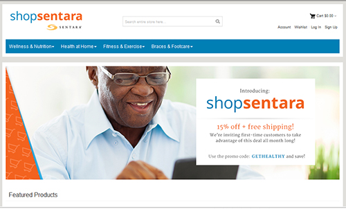 Sentara Healthcare launches new retail site