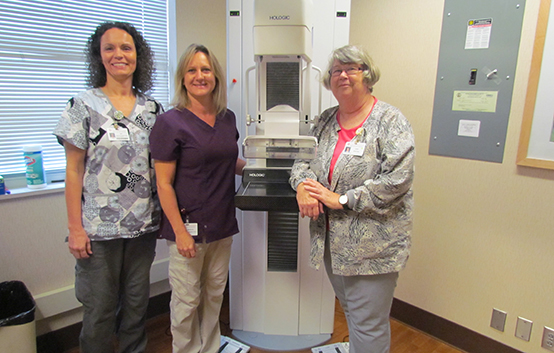 Susan G. Komen grant brings no-cost mammograms to area