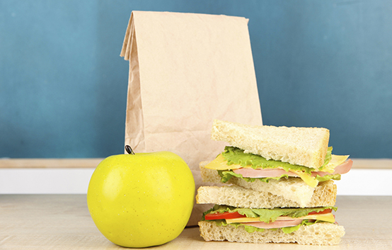 Make back-to-school-lunches count for nutrition