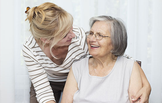 Caring for aging parents: Assisted living options
