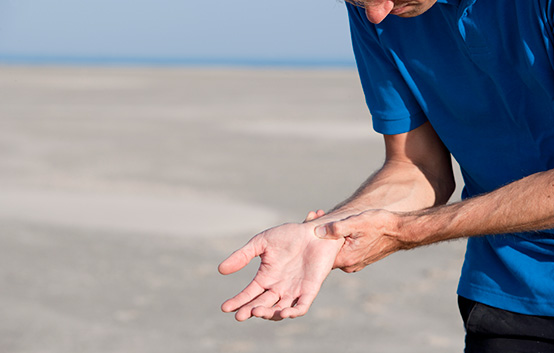 Facts about arthritis of the wrist and hand