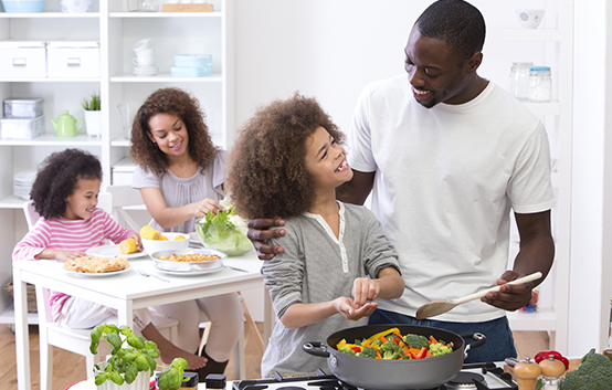 Family Healthy Cooking