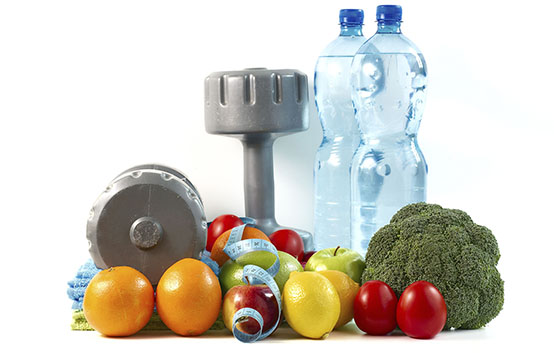 Fruit Veggies Weight Water