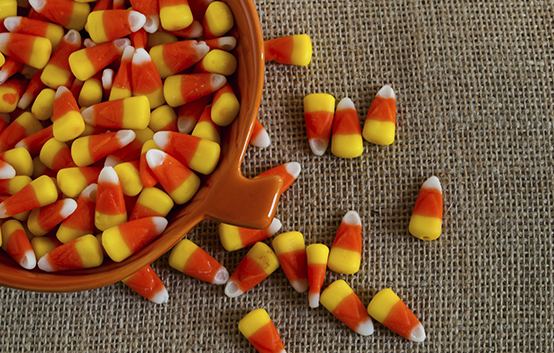 Alternative options for Halloween candy