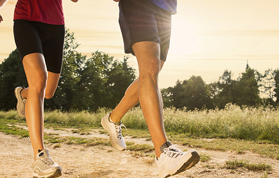 5 tips to help jumpstart a walking or running program