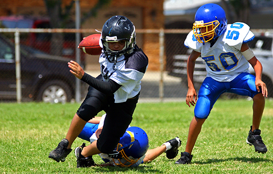 Kids and concussions
