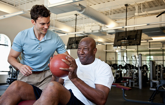 You choose: Direct access to physical therapy