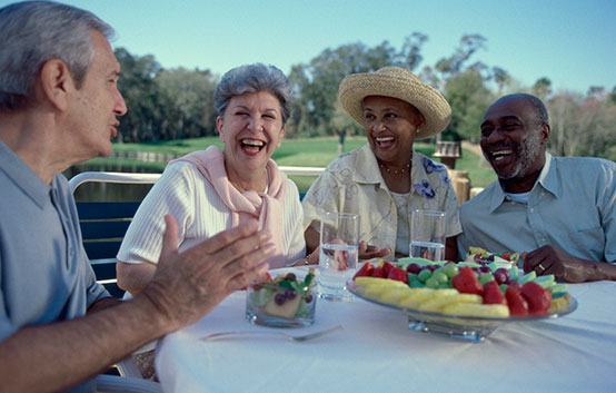 Aging well: A healthy diet plan for seniors