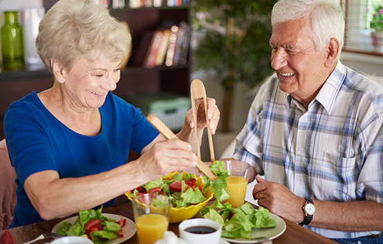Seniors Healthy Eating
