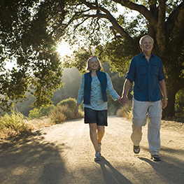 Get walking for a healthy heart