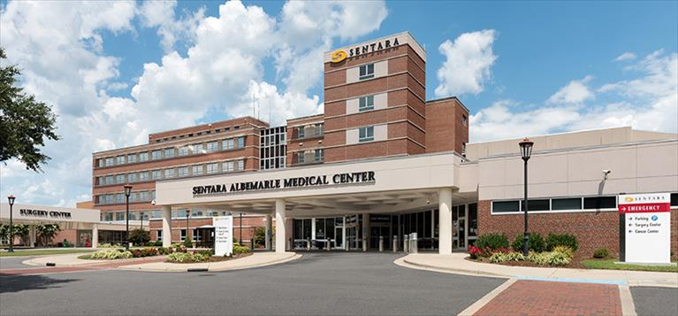Sentara Albemarle Medical Center Sentara Healthcare