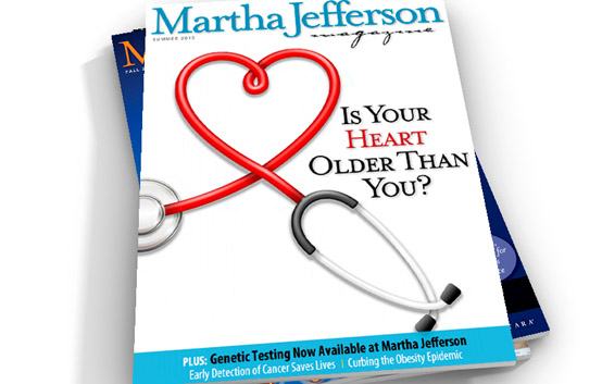 Martha Jefferson Magazine