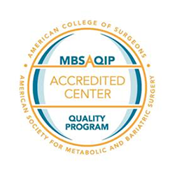 American Society for Metabolic and Bariatric Surgery Accredited Center