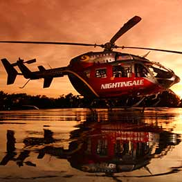 Nightingale Regional Air Ambulance